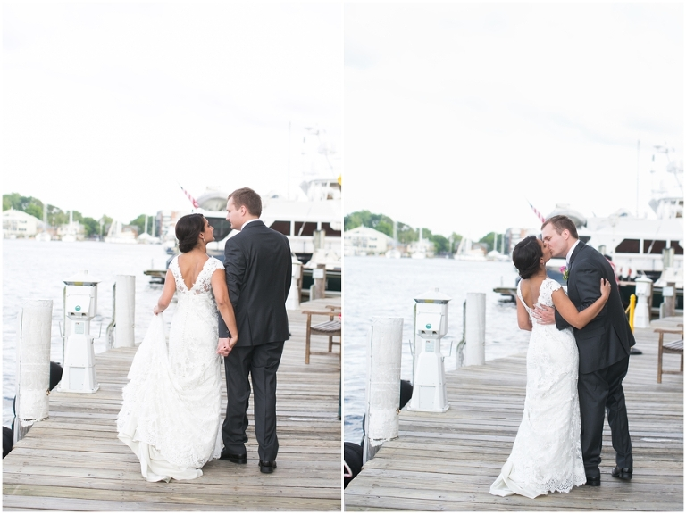 Annapolis Marriott Waterfront Wedding Portrait Photographer
