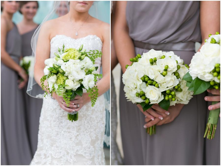 Westin Annapolis Bridal Portrait - The Flower shop by Koons Florist