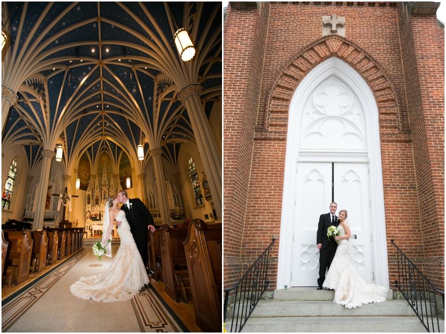 St. Mary's Annapolis Wedding Photographer