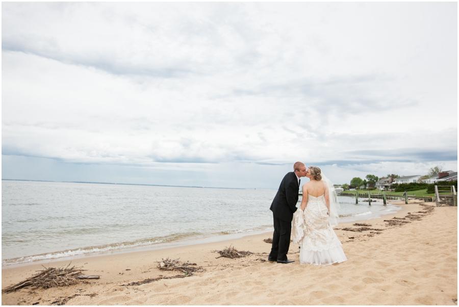 Silver Swan Bayside Waterfront Wedding Photographs