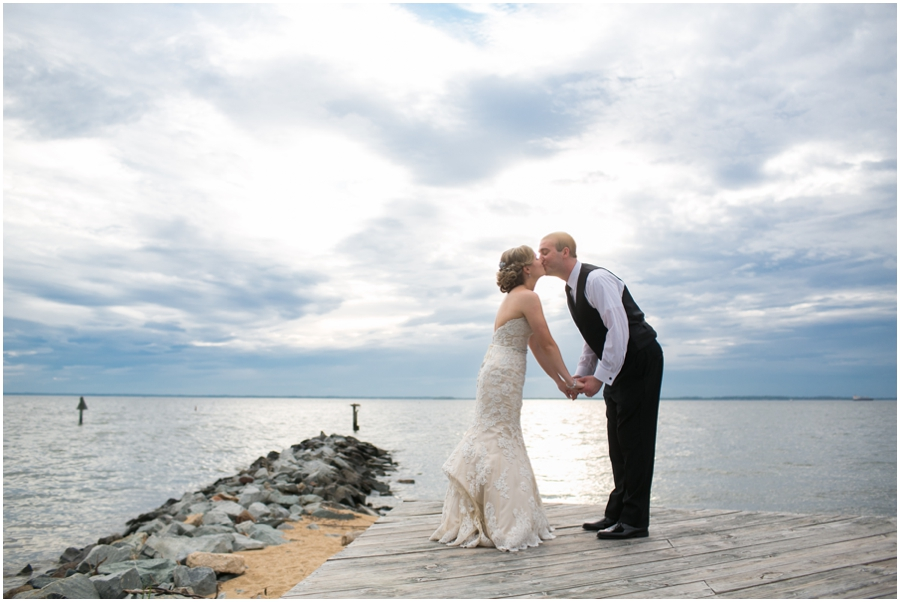 Silver Swan Bayside Wedding Photographer - Waterfront Wedding Venue