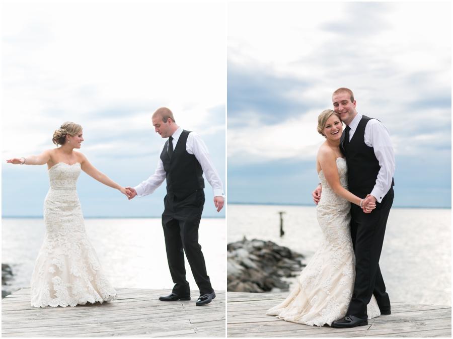 Silver Swan Bayside Photographer - Waterfront Wedding Venue