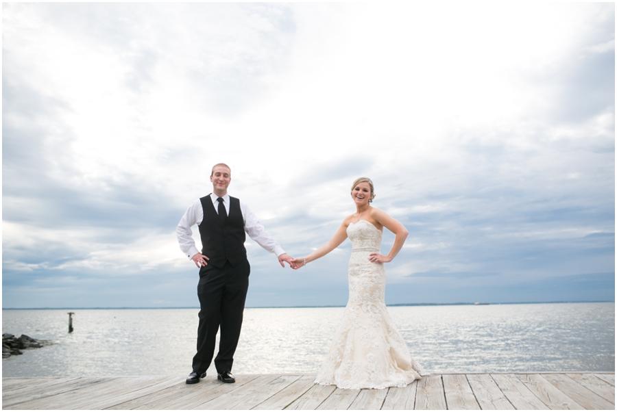 Silver Swan Bayside Wedding Sunset - Waterfront Wedding Venue