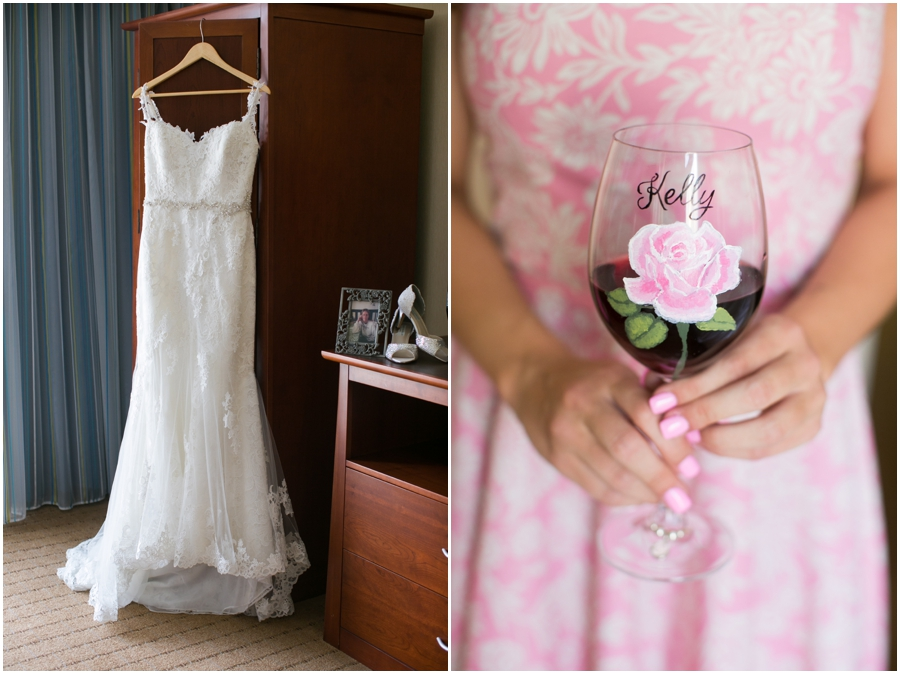 Sheraton Hunt Valley Wedding Photographer - Wedding Details