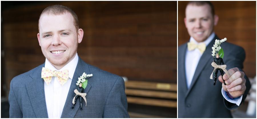 Hunt Valley Wedding Photographer - Oregon Ridge Park Groom portrait