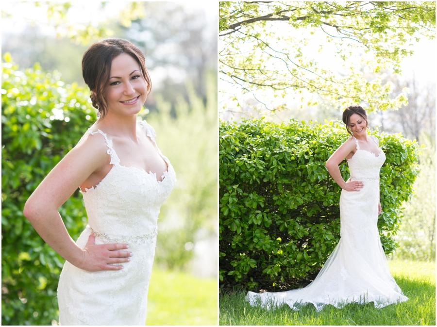 Hunt Valley Wedding Photographer - Sheraton Hunt Valley Bridal portrait