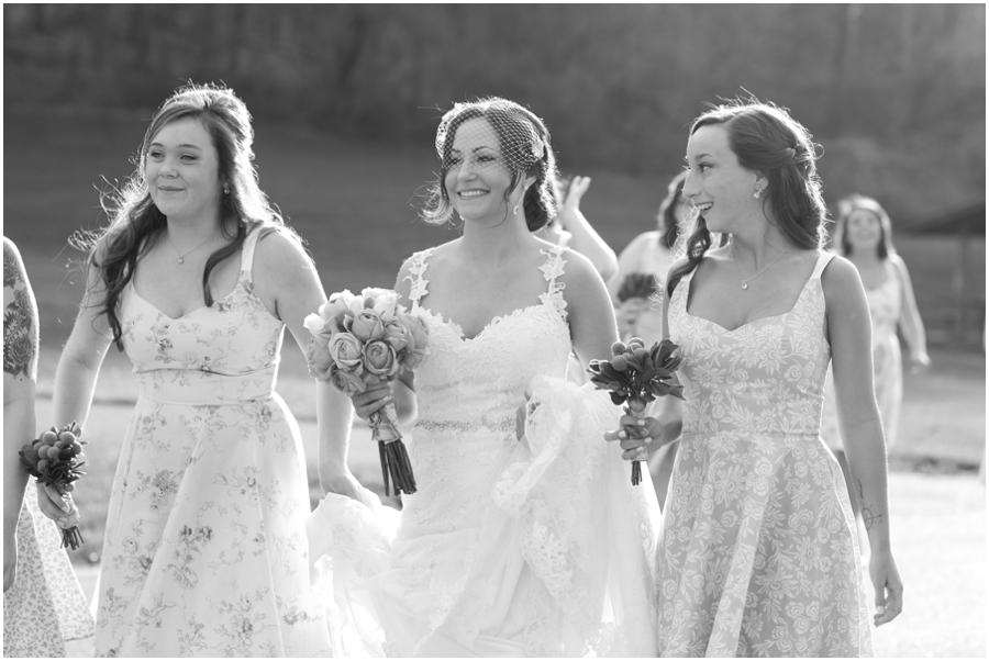 Hunt Valley Bridal Portrait - Oregon Ridge Park Bridesmaid