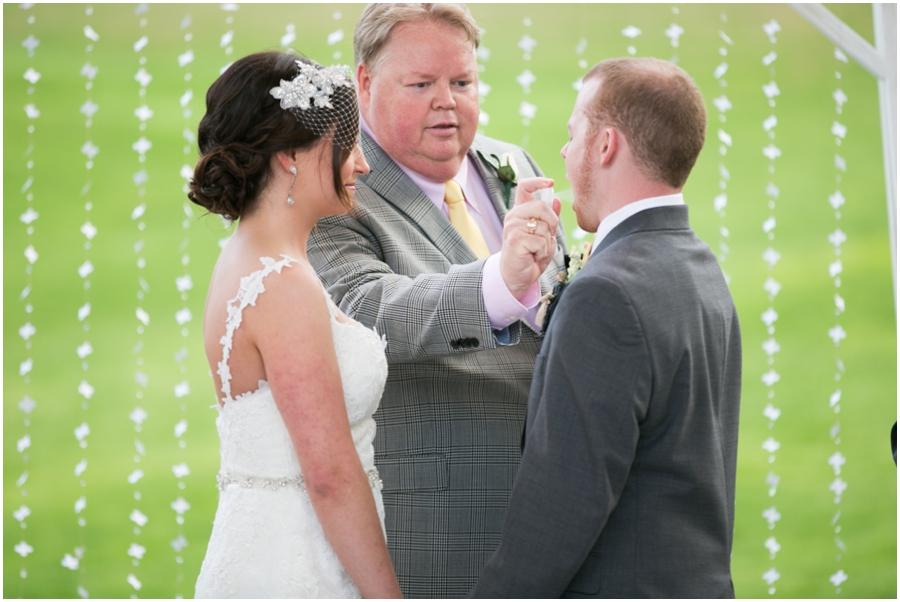 Hunt Valley Wedding - Oregon Ridge Park Outdoor Ceremony