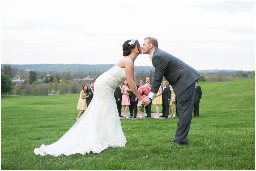 Hunt Valley Wedding - Oregon Ridge Wedding Party