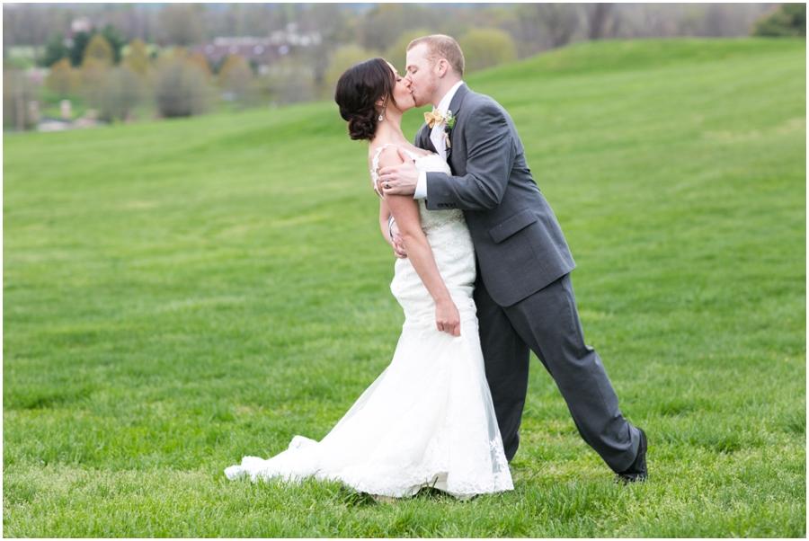 Hunt Valley Wedding Photographer - Oregon Ridge Park Wedding Couple