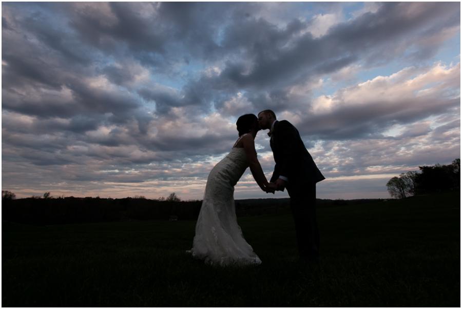Hunt Valley Wedding Photographer - Oregon Ridge Park Sunset