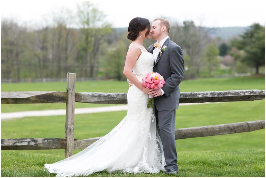 Hunt Valley Wedding Photographer - Oregon Ridge Park Wedding Portrait