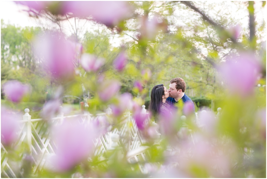 Quiet Waters Engagement Session - Pittsburgh Engaged Couple