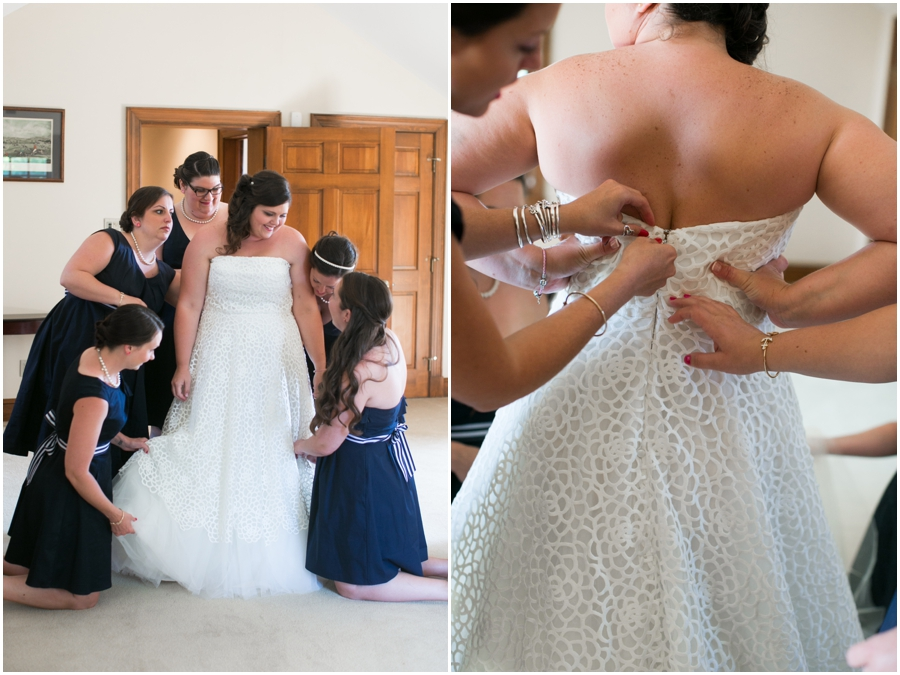Sunset Crest Manor Bridal Suite - Watters from Love Couture Bridal