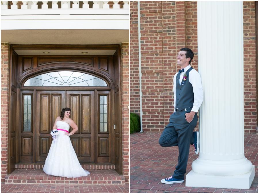 Sunset Crest Manor Wedding - First Look