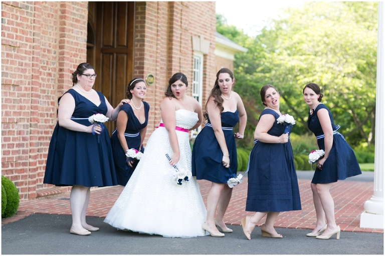 Sunset Crest Manor Bridal Party - Watters from Love Couture Bridal