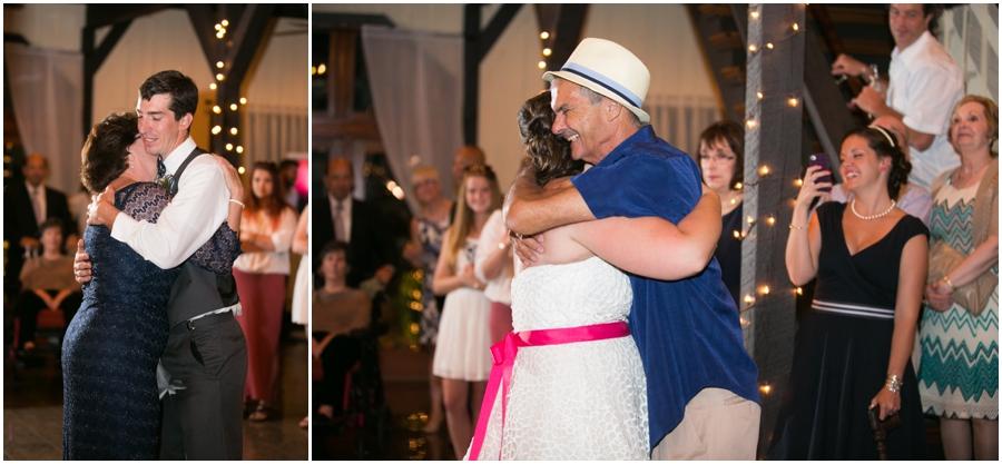 Sunset Crest Manor Parent Dance - VA Wedding Photographer