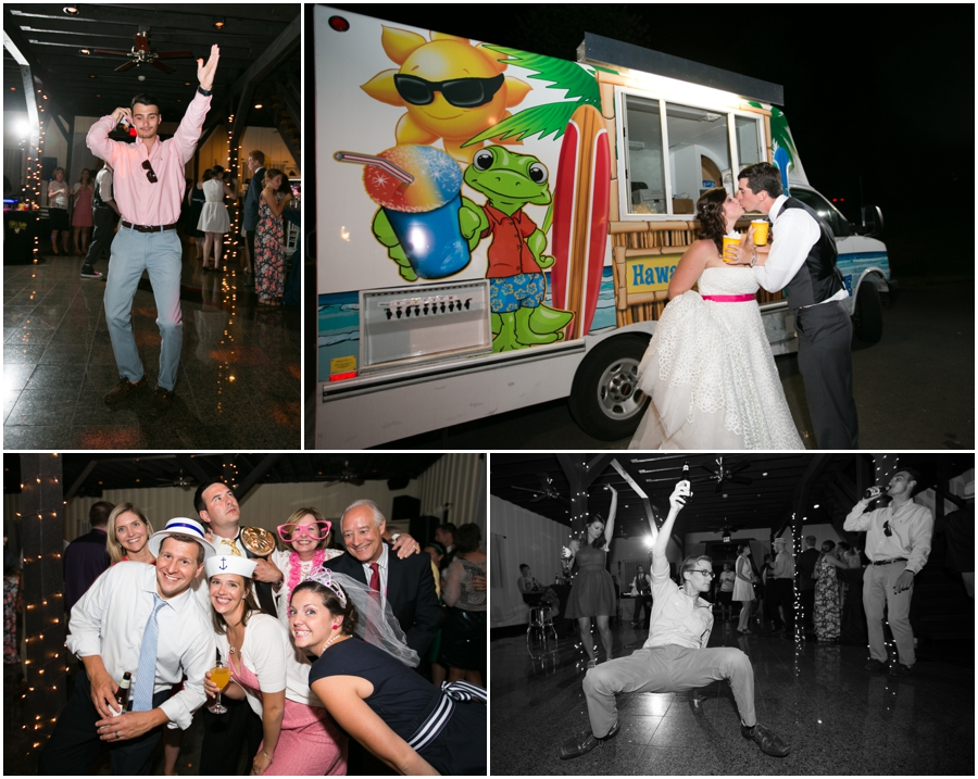 Sunset Crest Manor Barn Reception - VA Wedding Photographer - JJDJ Entertainment