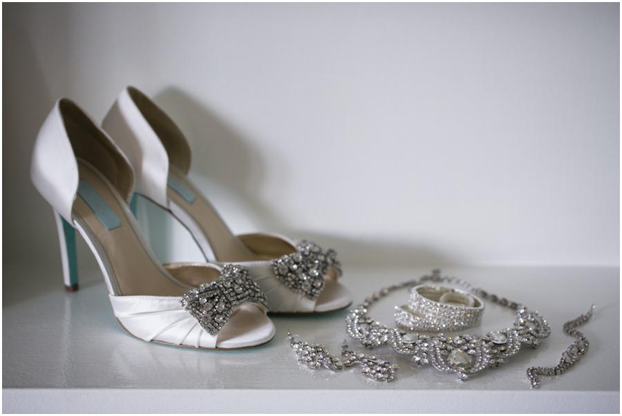 Allentown Wedding Details - Betsy Johnson Something Blue