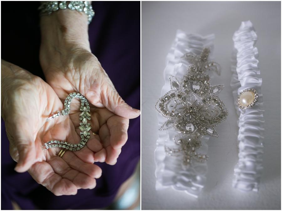 Allentown Wedding Photographer - Bridal Jewelry
