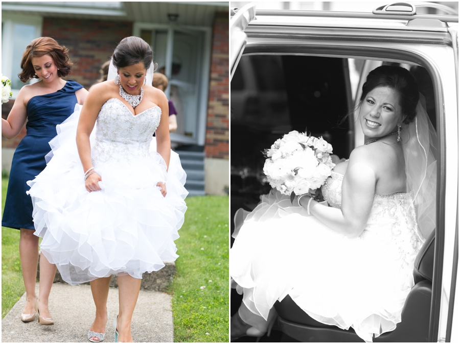 Allentown Wedding Photographer - Alfred Angelo Sapphire Collection