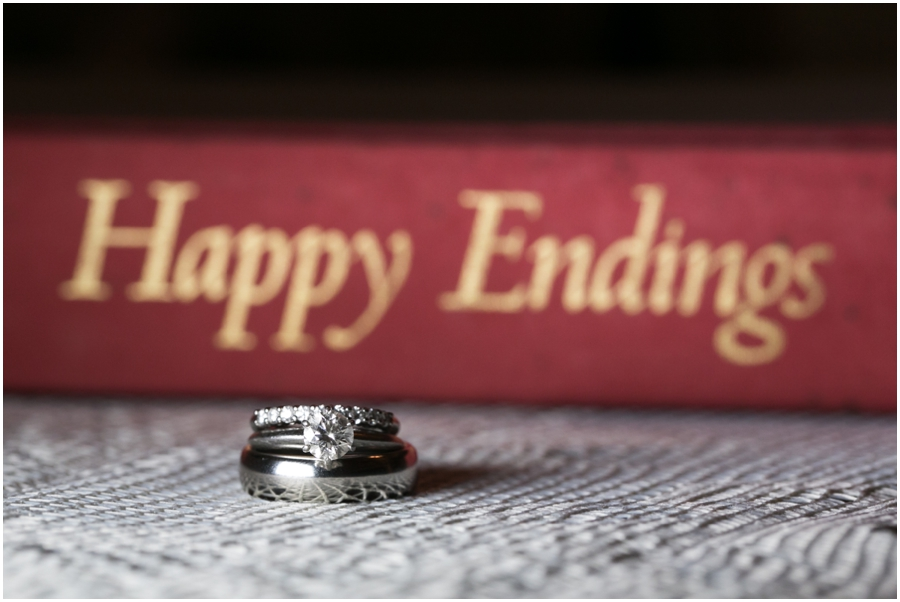 Happy Ending - Ring Detail - The Manor at Commonwealth
