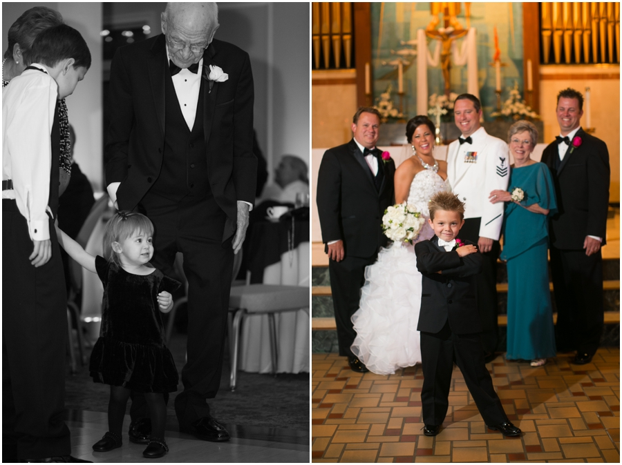 St. Francis of Assisi Church - Allentown Wedding Photographer