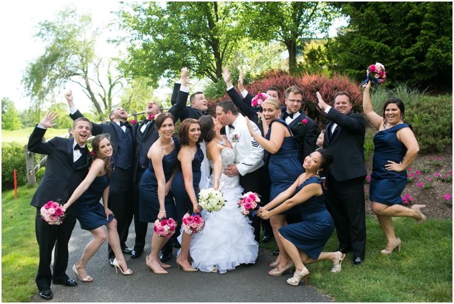 The Manor at Commonwealth - Horsham Wedding Party photo