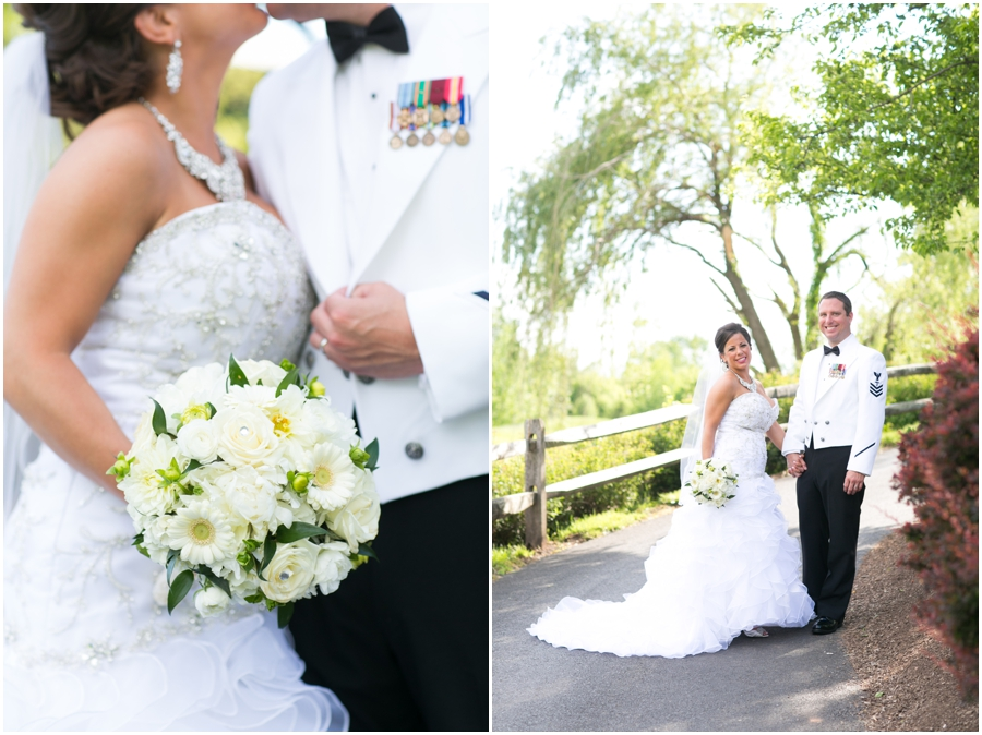 The Manor at Commonwealth Wedding Photographer - Horsham PA - Nancy Galler's Floral