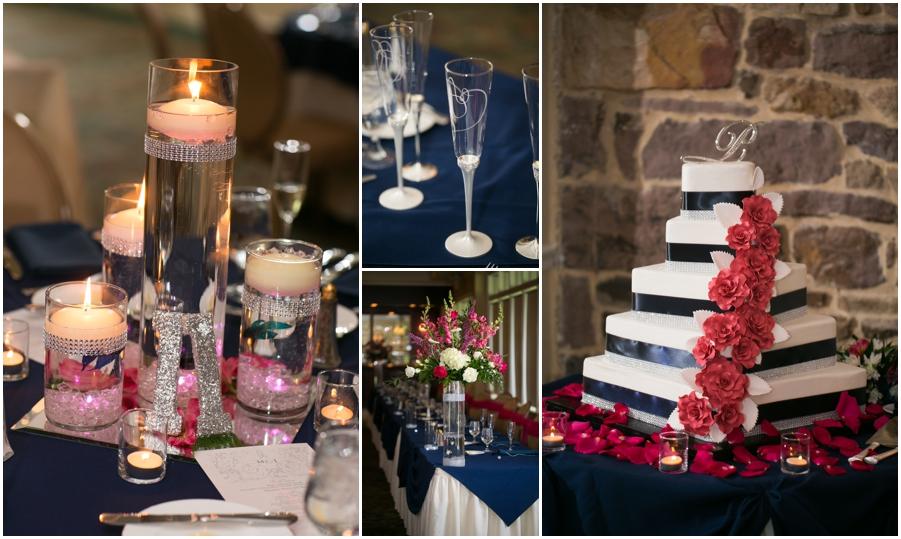 The Manor at Commonwealth Wedding Details - Destination Wedding Photographer