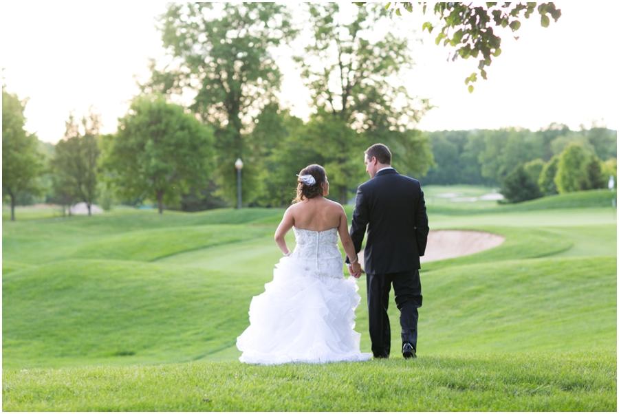 Sunset The Manor at Commonwealth - Horsham Wedding Photographer