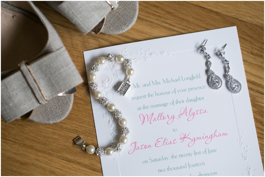 Louise et Cie Bridal Shoe - Oakland, NJ - Philadelphia Wedding Photographer