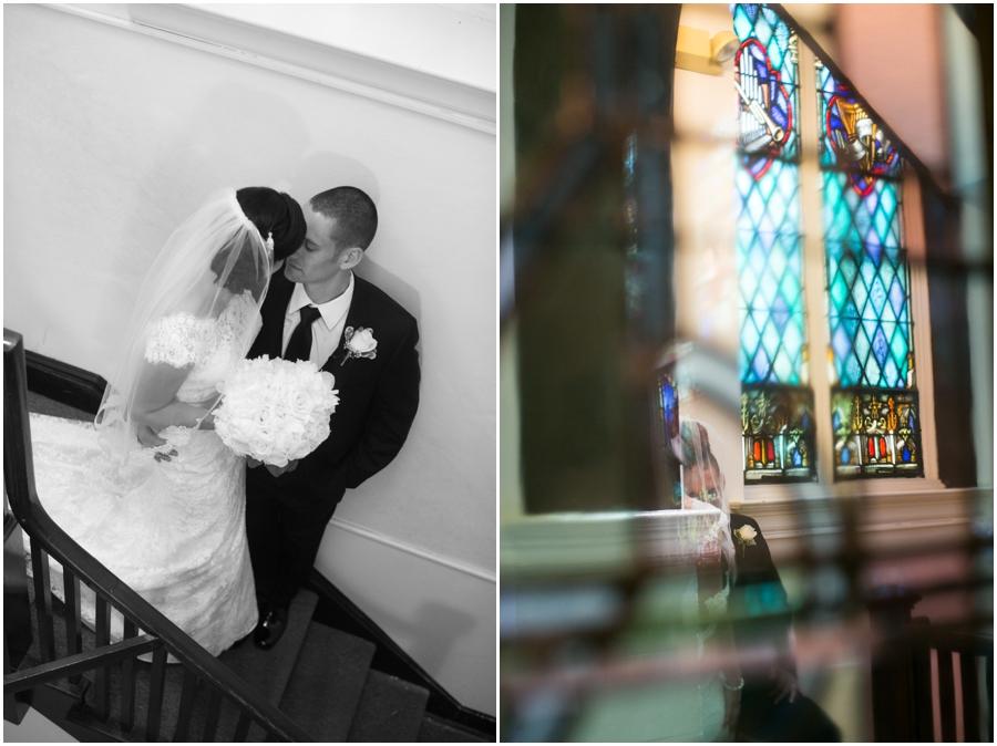 St Mary's Church Pompton Lakes Wedding Photographer