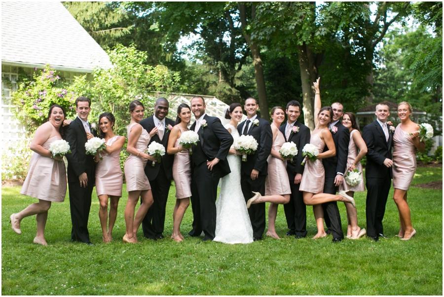 Mansion at Bretton Woods - Philadelphia Wedding Photographer