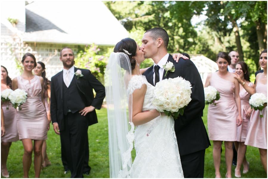 Bretton Woods Mansion Wedding Party - Philadelphia Wedding Photographer