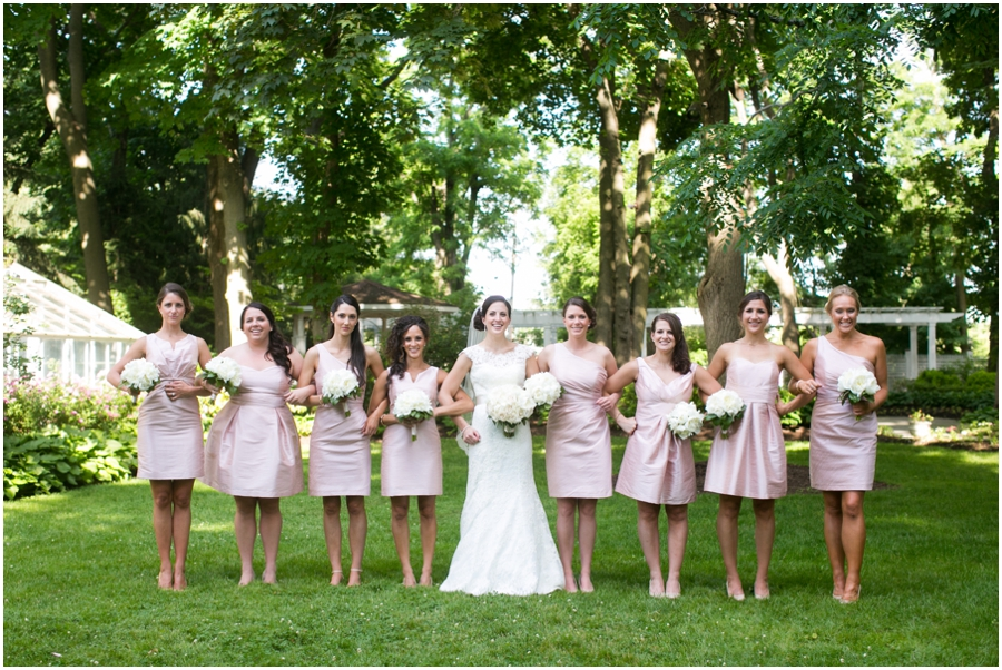 Mansion at Bretton Woods Groomsmen - Philadelphia Wedding Photographer