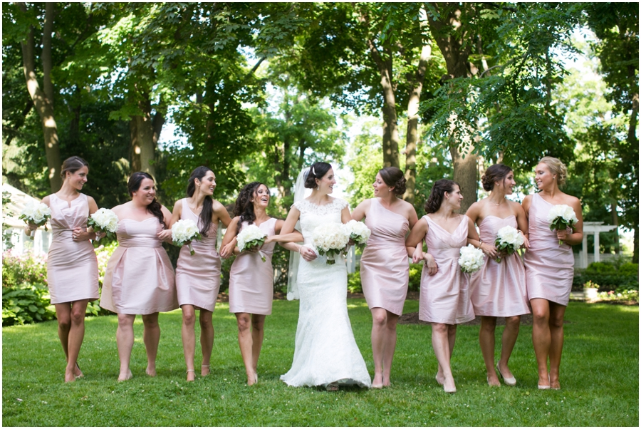 Mansion at Bretton Woods Bridesmaid - Philadelphia Wedding Photographer