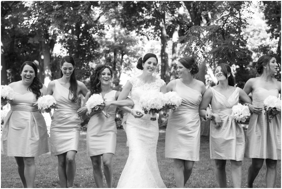 Mansion at Bretton Woods Bridesmaids - Philadelphia Wedding Photographer