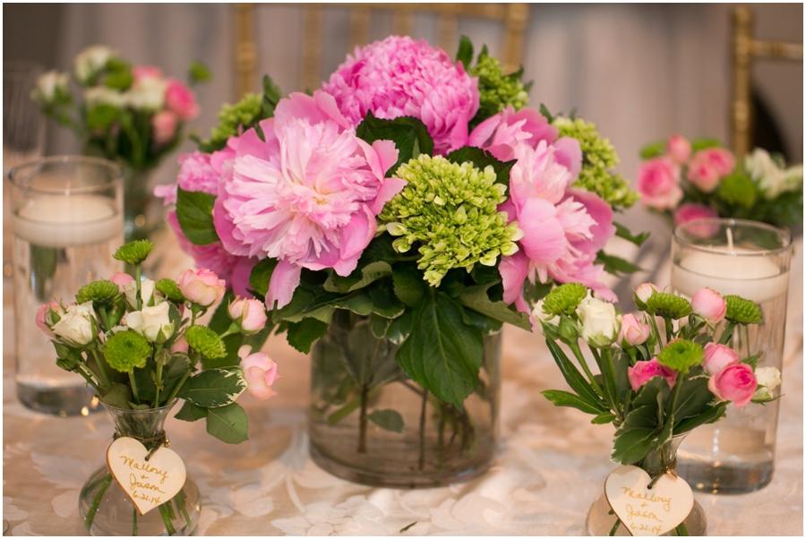 Bretton Woods Mansion Wedding Details - Conroy's Florist