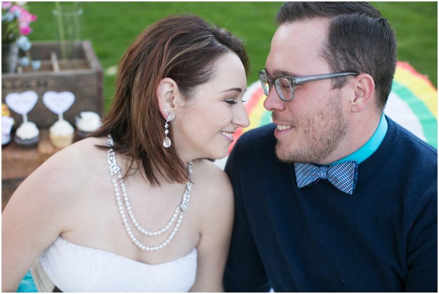 Glitz & Love Bridal Jewelry - Styled Engagement Session