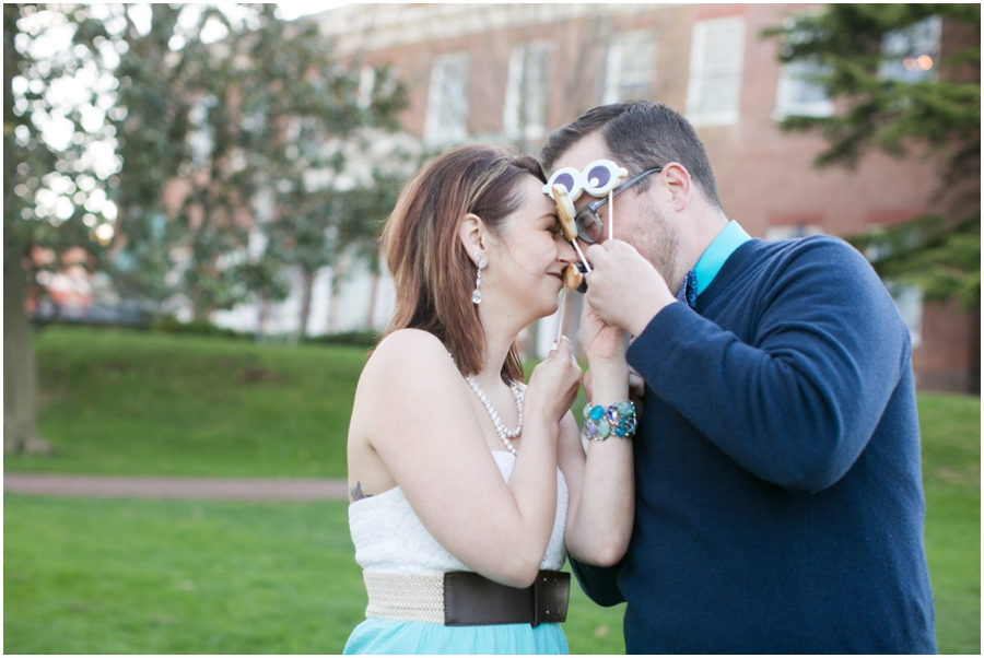 Just Simply Delicious - Styled Picnic Engagement Photograph