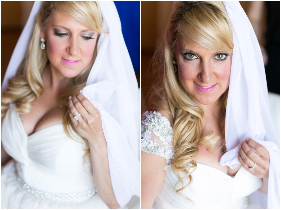 Hyatt Regency Cambridge Wedding Photographer - Destination Bridal Portraits - Modern Trousseau