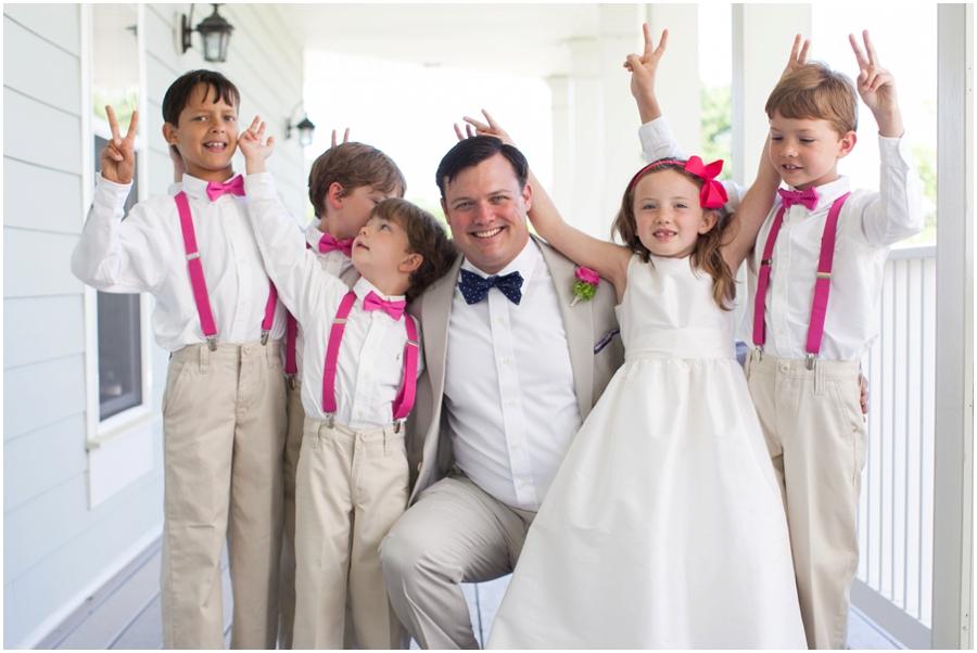 Hyatt Cambridge Resort Wedding Photographer - Destination Wedding Party - Modern Trousseau