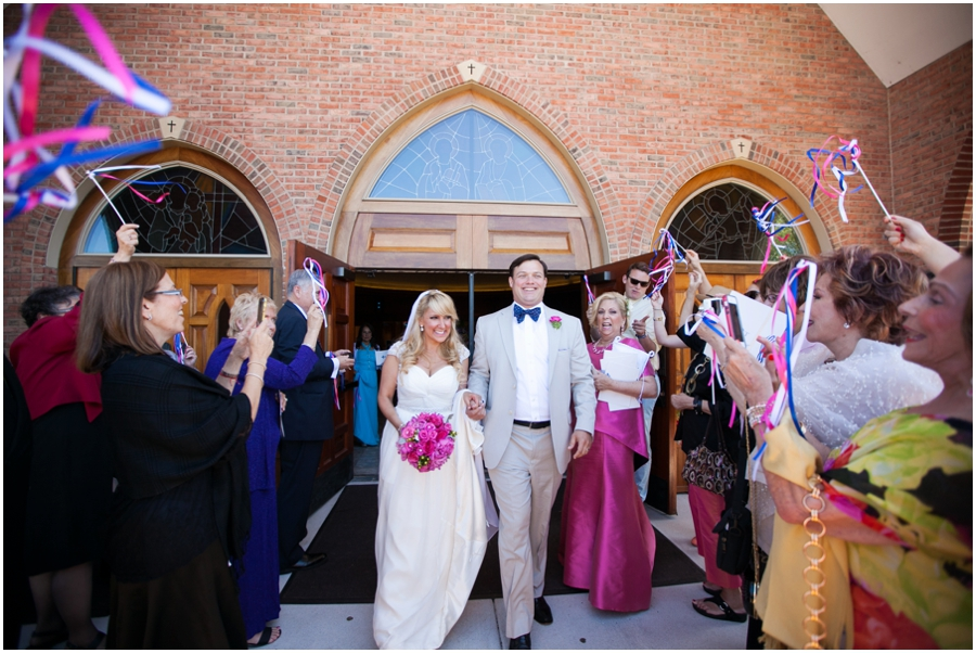 Hyatt Cambridge Wedding Photographer - Destination Wedding Ceremony -Concours Vintage Limo - Eastern Shore Events