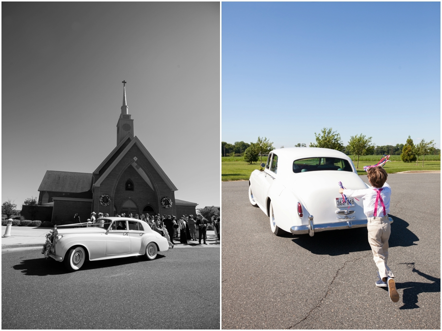 Hyatt Cambridge Wedding Photographer - Destination Wedding Ceremony - Seaberry Farms - Eastern Shore Events