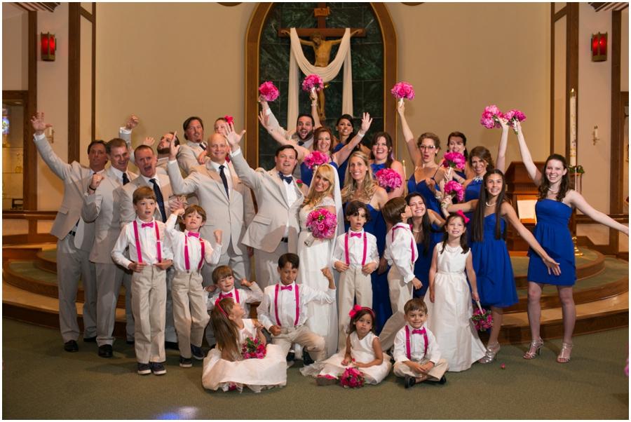 Hyatt Cambridge Wedding Photographer - Destination Wedding Ceremony - Seaberry Farms - Modern Trousseau - Alfred Angelo