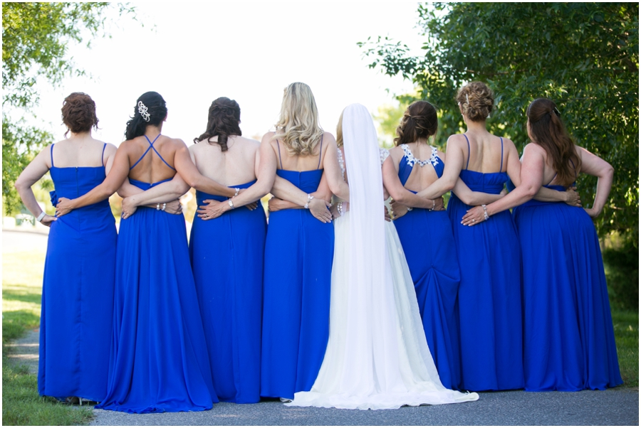 Hyatt Cambridge Resort Wedding Photographer - Destination Wedding Party - Seaberry Farms - Modern Trousseau - Alfred Angelo
