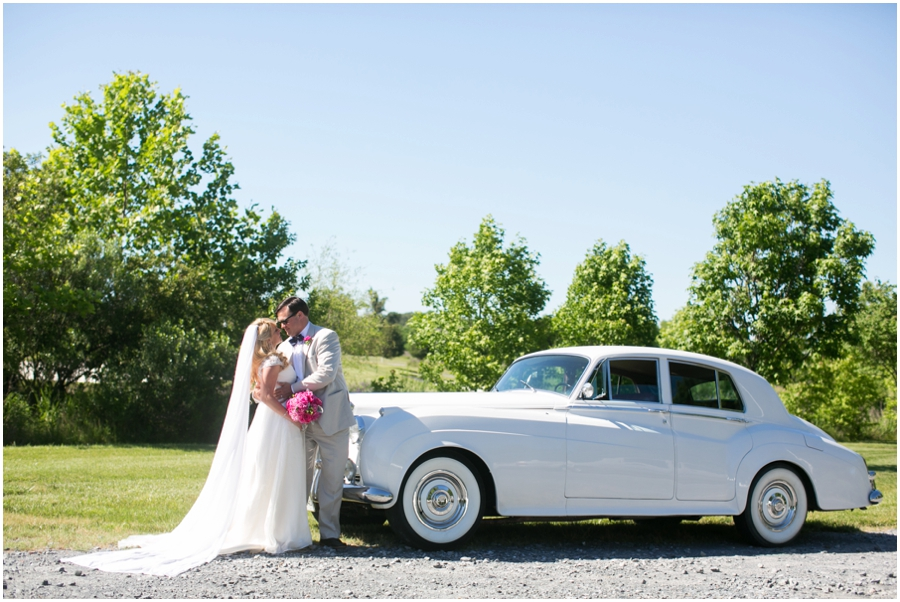Hyatt Cambridge Destination Wedding Photographer - Concours Vintage Limo - Eastern Shore Events