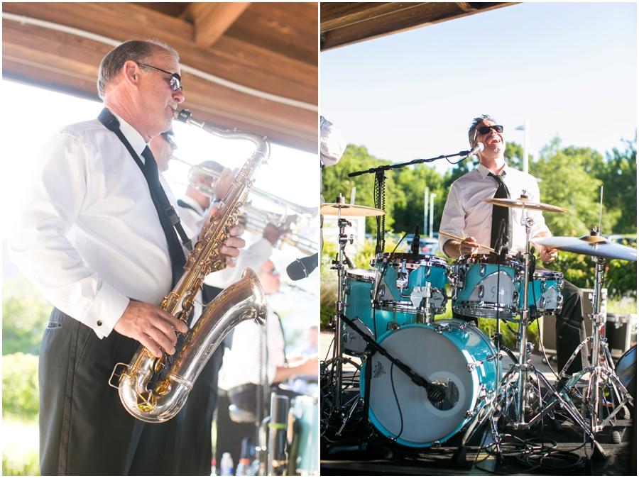 Hyatt Cambridge Resort Wedding Photographer - Doctor's Orders Band - Eastern Shore Events