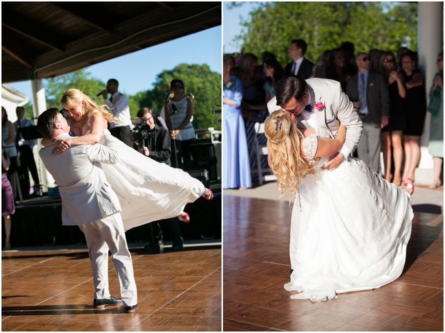 Hyatt Cambridge Resort Wedding Reception - Doctor's Orders Band - Eastern Shore Events